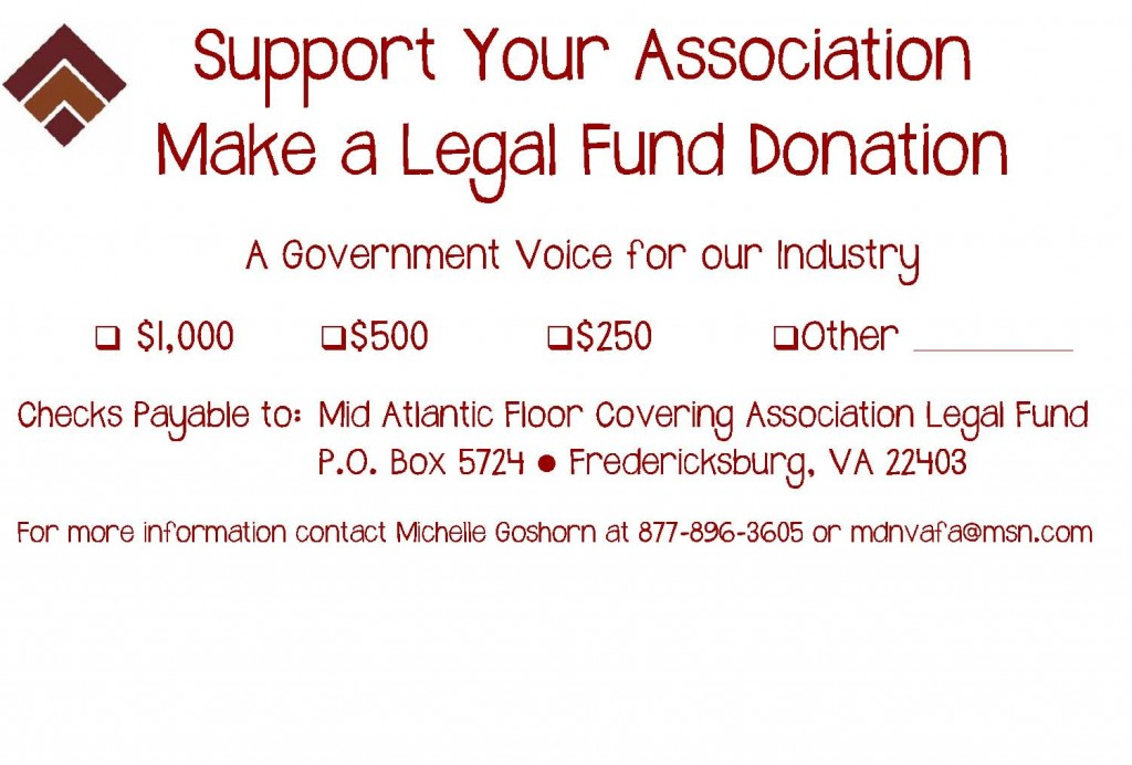 Support Your Association